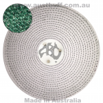 Green Sisal Standard Stitched